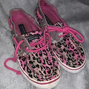 Girls Sperry shoes size 1.5